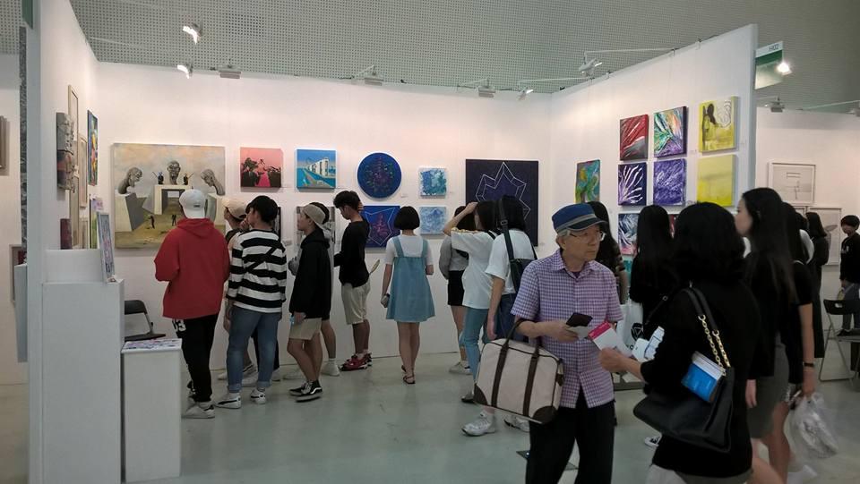 claudia-artuso-affordable-art-fair-esposizione-foto-1