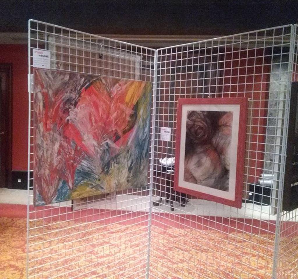 claudia-artuso-biennale-di-montecarl-allestimento-della-mostra
