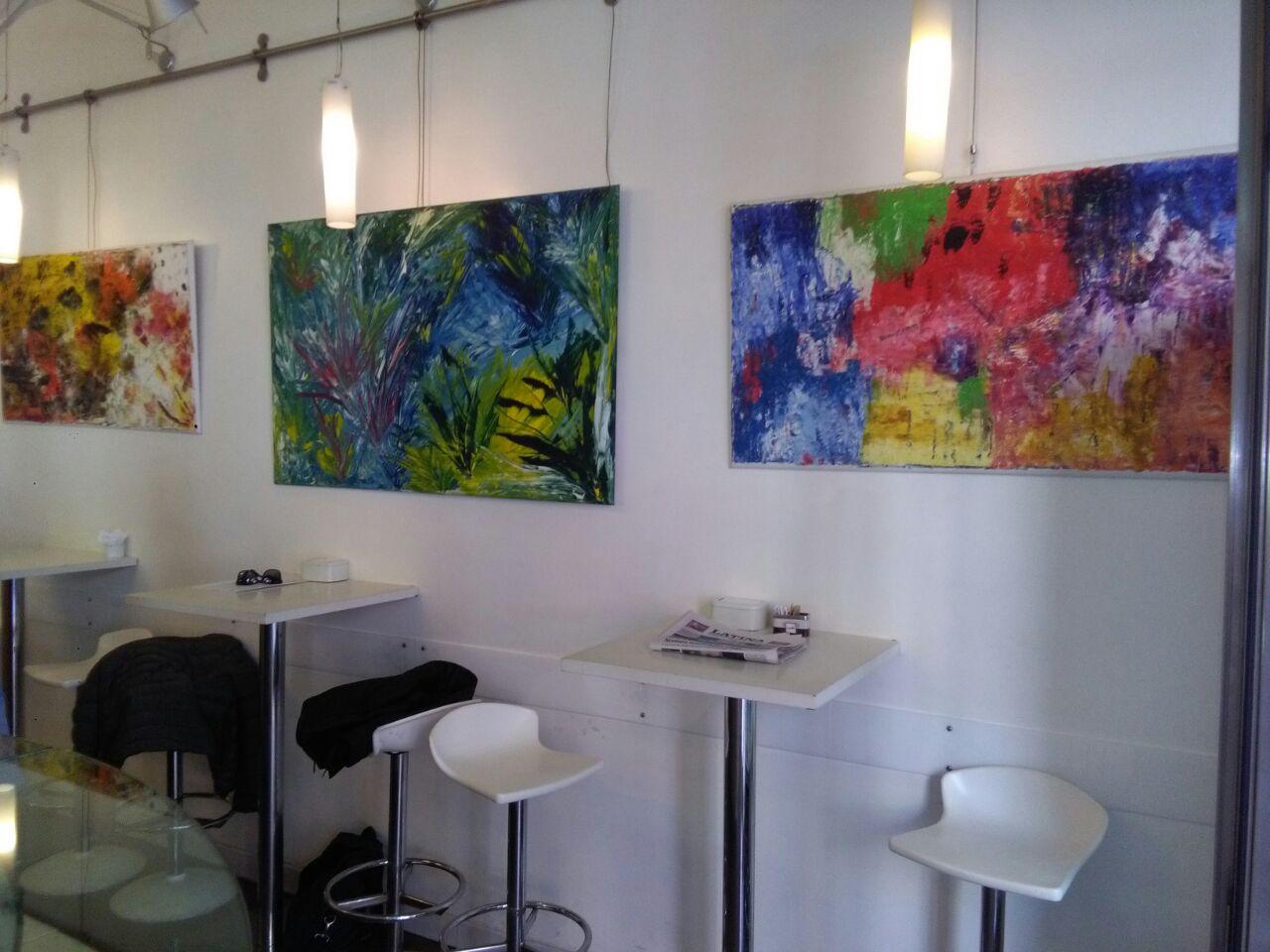 Claudia Artuso - Caffè degli Artisti