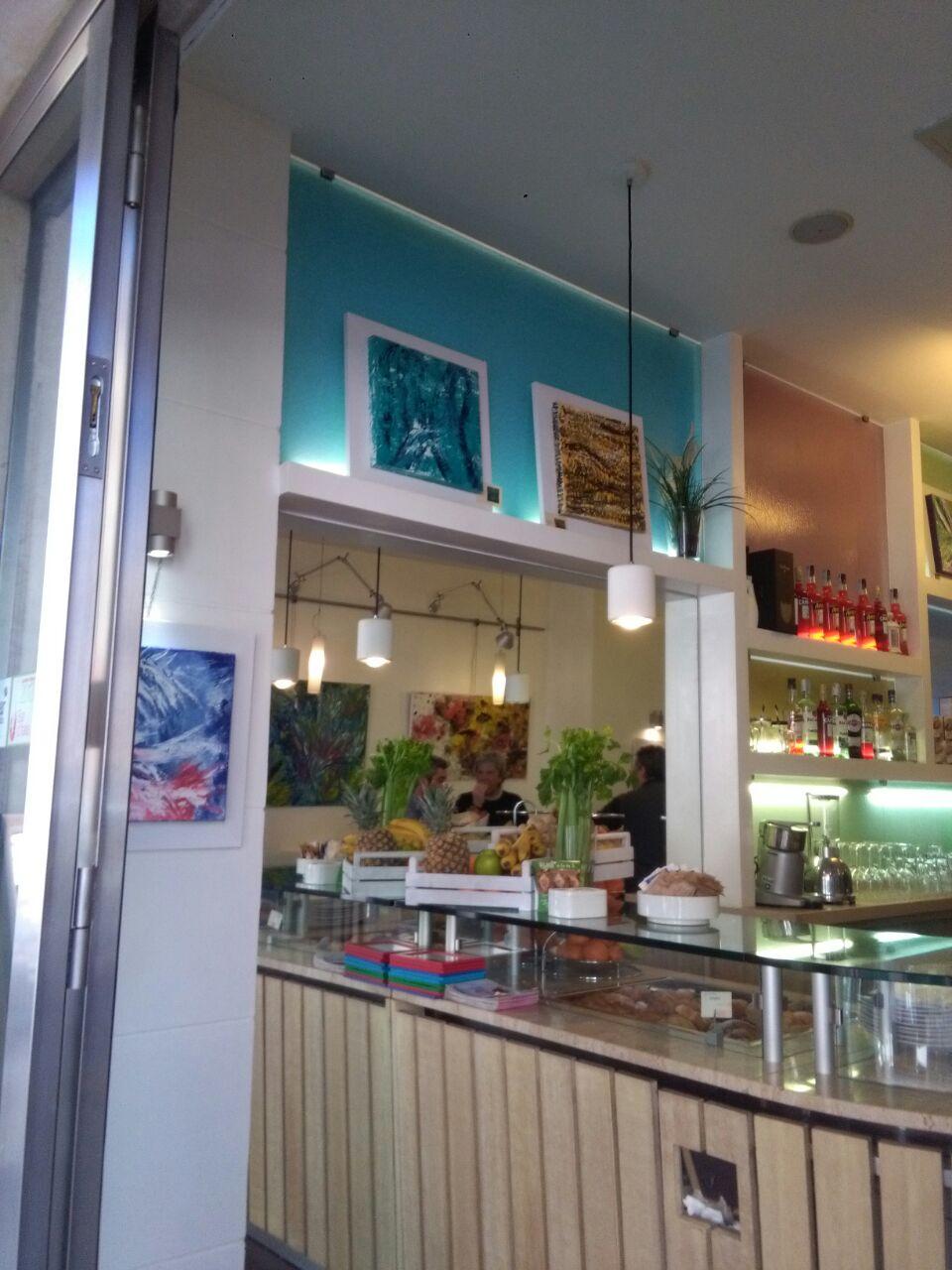 Claudia Artuso - Caffè degli Artisti 2
